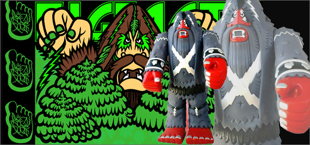 Bigfoot One�ʥӥå��եåȡ� The Forest Warlord Kamikaze Edition��11������ե����奢