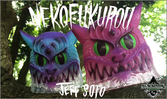 Jeff Soto x BlackBook Toy:NekoFukurou