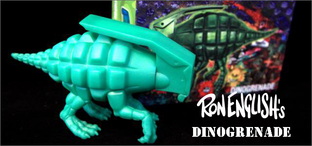 Ron English:Dinogrenade 8������ե����奢��