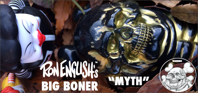 Ron English:Big Boner Myth Edition��