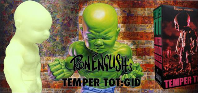 Ron English:Temper Tot GID