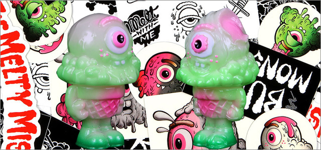 Buff Monster:Mr Melty���ե�