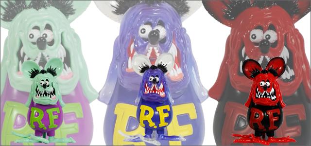 Rat Fink/Ed Roth 8��������եӥե����奢