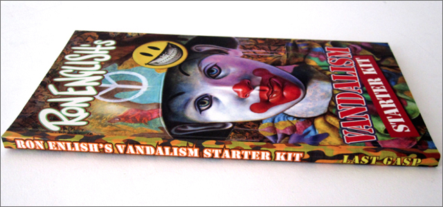 Ron English:Vandalism Starter Kit