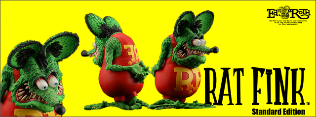 Rat Fink/Ed Roth Standard Edition ���ե�