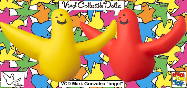 Mark Gonzales:Angel Bird