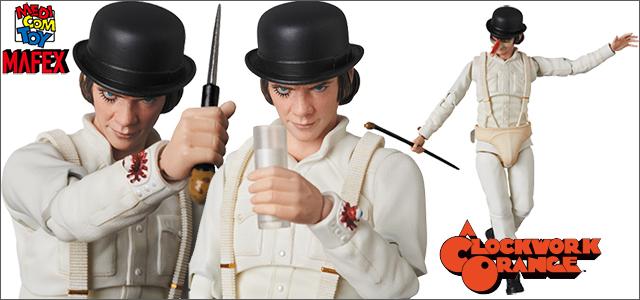 Medicom Toy:MAFEX A Clockwork Orange:Alex DeLarge