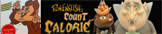 Ron English:Count Calorie 8������ե����奢