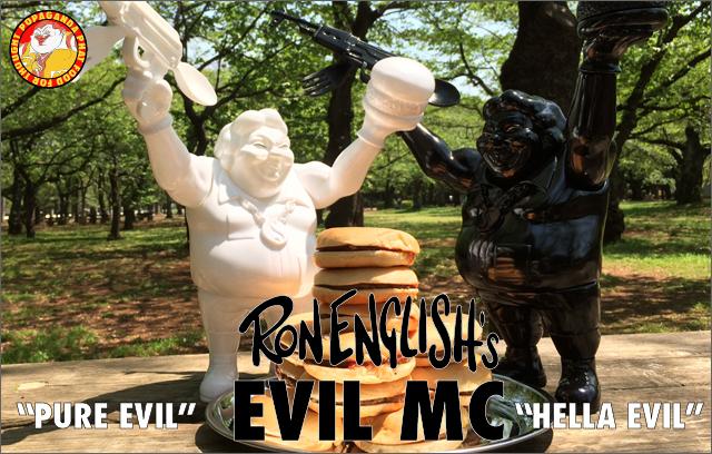 Ron English:EVIL MC