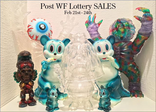 Post WF Lottery SALES