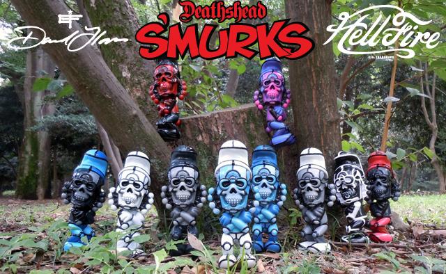 David Flores:Deathead Smurk EVIL